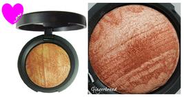 Laura Geller Baked Brulee Luminous Blush ~Gingerbread~ Bronze Bronzer .06 Oz New - $9.39