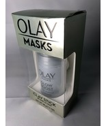 Olay Masks Glow Boost Clay Stick White Charcoal 1.7 oz each New In Box - $7.98