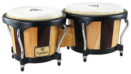 "Tycoon Artist Series Bongos/Retro Finish/7"" and 8.5"" Shells/ - $119.00"