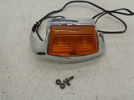 2004-2011 Harley Davidson Softail Touring Front Fender Light Lamp W/ Harness - $17.95