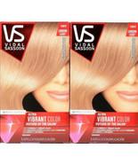 Vidal Sassoon Pro Series Vibrant Hair Color 9WV Mulberry Street Blonde 8wks - $19.79