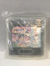 Sonic The Hedgehog 2 Sega Game Gear Video Game Tape Sealed With Sega Oem Case - $29.65
