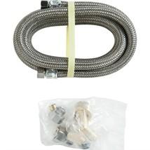 WX28X327 GE 12'braided Dw Conn Kit-universal OEM WX28X327 - $38.56