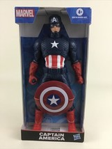 "Marvel Avengers Captain America Super Hero 9"" Action Figure Rogers 2019 ... - $18.76"
