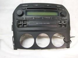 06 07 08 Mazda MX-5 Miata Radio Cd Player  Face Plate NF47669R0A  DET20 - $28.71