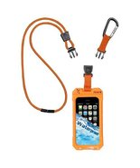 iCat 11043CP-C98 Dri Cat Neck It Waterproof Case with Lanyard for iPhone... - $12.98