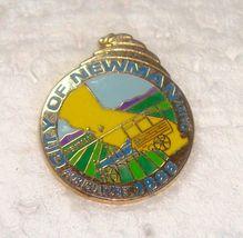 City of Newman 1988 Cornucopia  Lapel Pin - $4.95