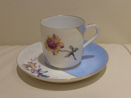 Very Rare Tiffany & Co. H & C Pour New York DEMITASSE CUP and Saucer - S... - $90.00