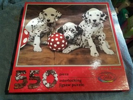 Vintage Ceaco 550 pc Puzzle Not Just Black & White New-Sealed B3 - $4.75