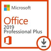 MS Office 2019 Pro Plus 32/64 Bit - Download link - INSTANT DILEVRY - $15.99