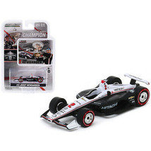 Dallara Indy Car #2 Josef Newgarden Hitachi Team Penske NTT IndyCar Series Ch... - $19.72