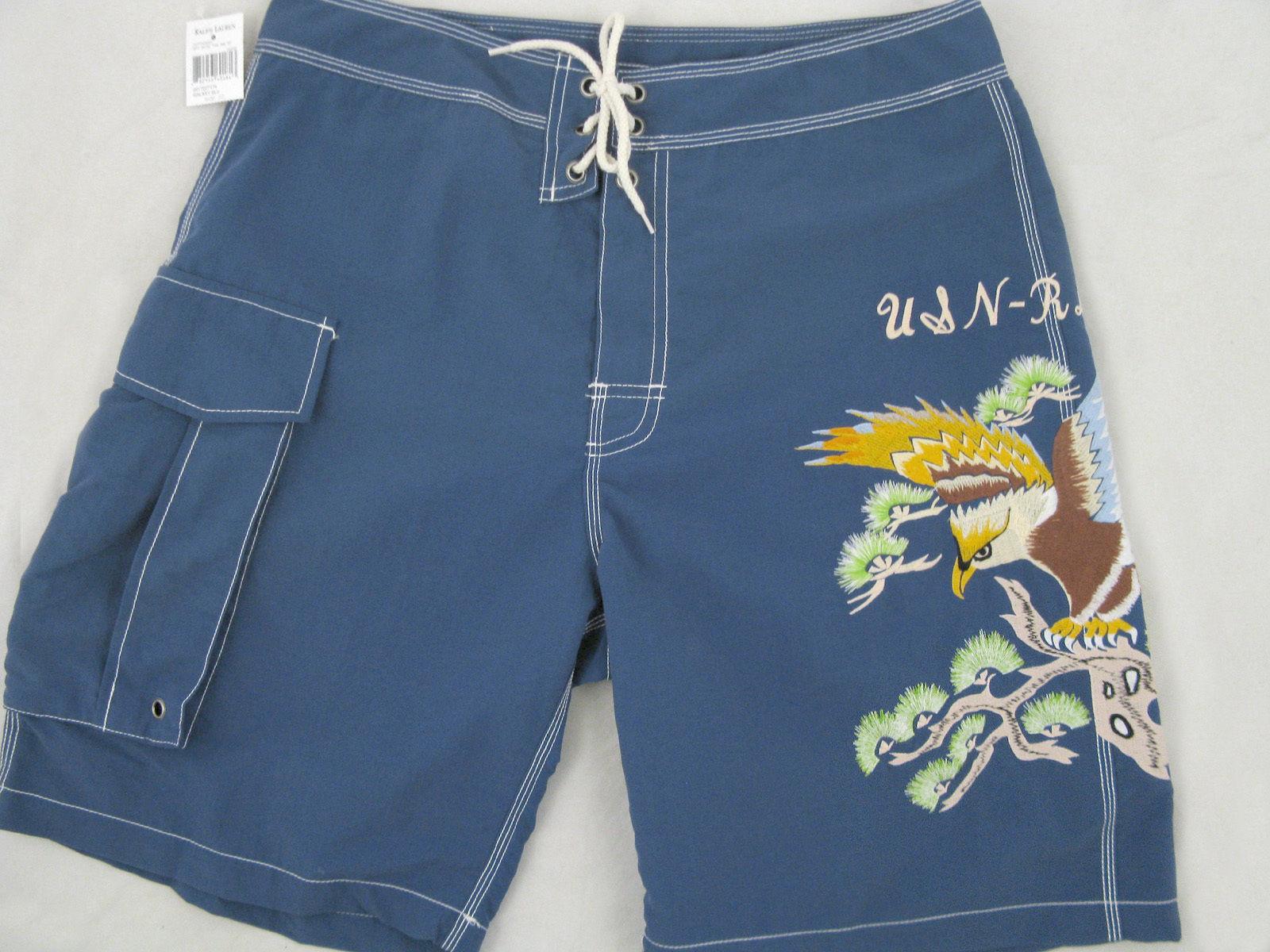b74d1a037d Polo Ralph Lauren VINTAGE Swim Shorts! and 50 similar items. S l1600