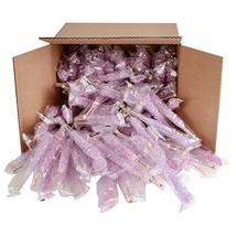 Lavender Rock Candy -144 Sticks - Tutti-Frutti - Party Favors - Candy Bu... - $99.97