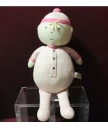 """PBK Pottery Barn Kids 15"""" Soft Pink Doll Stuffed Plush - $34.65"""