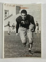 Vintage 1939 Press Photo Albert Hackney Kansas State Football Running Back - $23.75