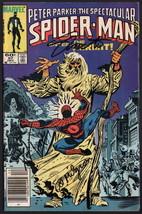 Spectacular Spiderman #97 SIGNED Jim Shooter Herb Trimpe Al Milgrom Marv... - $29.69