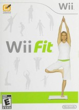 Wii Fit - Nintendo Wii - Complete - $10.73