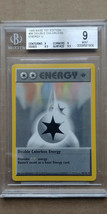 Double Colorless Energy  96/102 BGS 9 MINT 1999 Pokemon 1st Edition Base... - $39.99