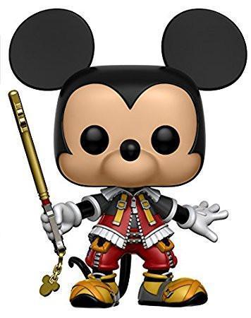 Pop! Disney: Kingdom Hearts Mickey Vinyl 261