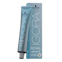 Schwarzkopf Igora ROYAL Permanent Color Creme 2.1oz (10-1) - $34.49