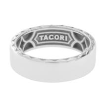 TACORI 18K Gold Sculpted Crescent Men's Wedding 7 mm Band Ring Size 10.5... - $976.50