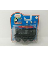Thomas & Friends Wooden Railway Diesel LC99013 New Sealed Package VTG Black - $29.69