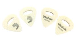D'Addario | Planet Waves Ukulele Felt Picks 4 Pack 3.00mm - $10.88
