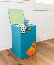 Kids Clothes Hamper Boys Collapsible Cover Hand... - $50.97