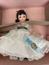 Madame Alexander Scarlett #425 Doll 8 inch With Box Mint - $19.35