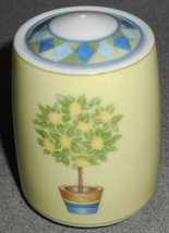 1999 Royal Doulton CARMINA PATTERN Single Hole SHAKER - $14.84