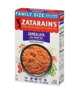 Zatarain's Jambalaya Family Size, 12 oz Pack of 8 - $50.37