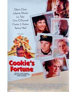 2000 COOKIE'S FORTUNE Movie POSTER 27x40 Motion Picture Liv Tyler Glenn ... - $15.99