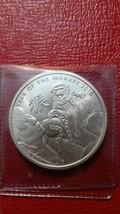 2016 1 oz Silver Round - Year Of The Monkey - $39.00