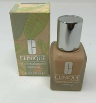 Clinique Superbalanced Makeup 23 Super Cream Beige 1 fl oz 30 ml New in ... - $39.59