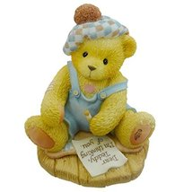 Cherished Teddies Kyle Resin Teddy Bear Love Valentines 476390 - $12.95
