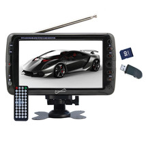 Supersonic 7 Portable LCD TV with ATSC Digital Tuner - $106.85
