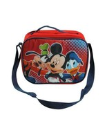 DISNEY Mickey Mouse & Friends Butterfly Insulated Lunch Bag - FREE STD - $13.84