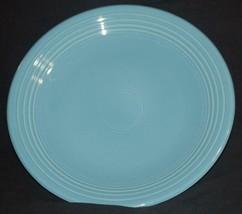 """Fiestaware 11 7/8"""" Round Platter Blue - $18.99"""