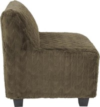 Howard Elliott Angora Pod Chair Casual Moss Green Wood - $1,069.00