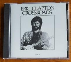 Eric Clapton (Crossroads Disc 3) CD - $4.75