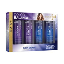 Joico Color Balance Purple & Blue Shampoos and Conditioners Set - $48.44