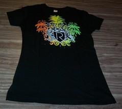 WOMEN'S TEEN Juniors RIHANNA T-shirt SMALL NEW - $19.80