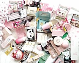 50-Piece Korean Skincare Mini Size Trials & Samples Pack Asian Beaut... - $74.00