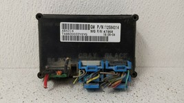 2003 Chevrolet Avalanche 1500 Chassis Control Module Ccm Bcm Body Control 84426 - $540.82