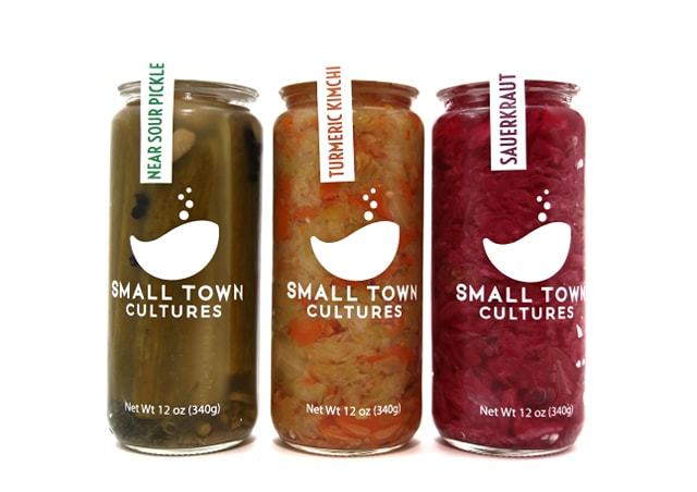 Primary image for CLASSIC FERMENTS | Pickles, Kimchi, Sauerkraut | 3-12oz Vegan Organic Ingredient