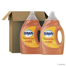 Dawn Antibacterial Dishwashing Liquid Dish Soap, Orange Scent, 2 Pack - $16.87