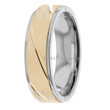 14K SOLID GOLD MENS WOMENS WEDDING BANDS RINGS HIS & HERS MATCHING RING ... - $372.13