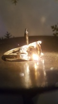 Haunted weight loss ring weight lose spell ring spells that work fast ma... - $49.97
