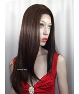 Lace Front DAHLIA Wig from Sepia / West Bay.  FS4.30 .. Brown/Auburn  Be... - $39.98