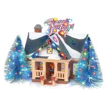 Department 56 Snow Village - Brite Lites Holiday House 2019 6003131 BRAN... - $180.42